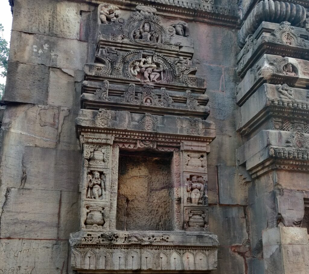 Elements of Temple Architecture