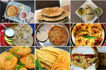 Traditional Breakfast of India